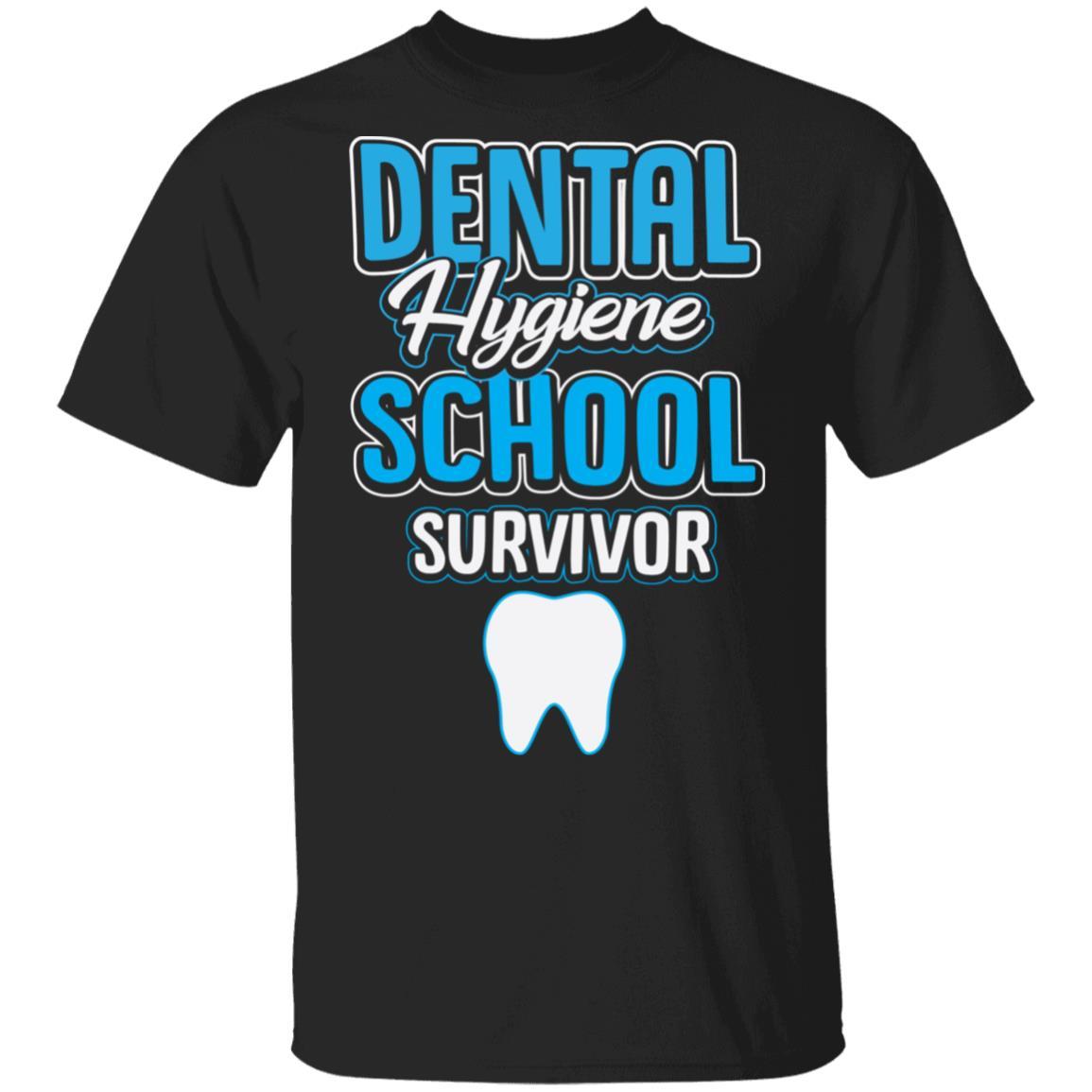 Dental School Graduation Oral Hygiene Hygienist Unisex Short Sleeve