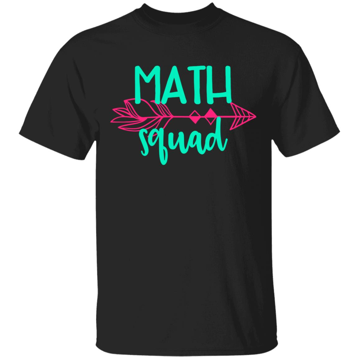 Math Squad (GroupTeam) School Teacher Unisex Short Sleeve